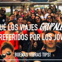 Por qué los viajes grupales son los preferidos por los jóvenes