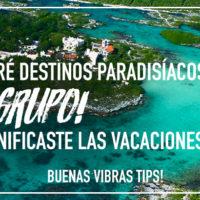 Recorré destinos paradisíacos en grupo: ¿ya planificaste las vacaciones de 2019?