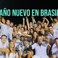 ¿Cómo celebran el año nuevo en Brasil?