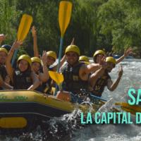 ¿Por qué San Rafael es la capital de la aventura?