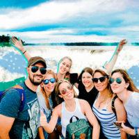 Cataratas del Iguazú +35