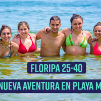 Florianópolis – Playa Mole 2021