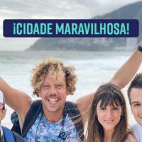 Viví una experiencia única en Río de Janeiro