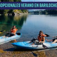 Actividades opcionales Bariloche 2021