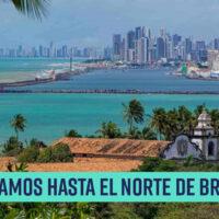 Verano 2021: Recife, Maceió y Porto Galhinas