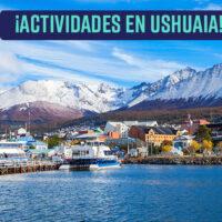 Actividades opcionales: Ushuaia 2021