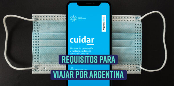 requisitos para viajar por argentina