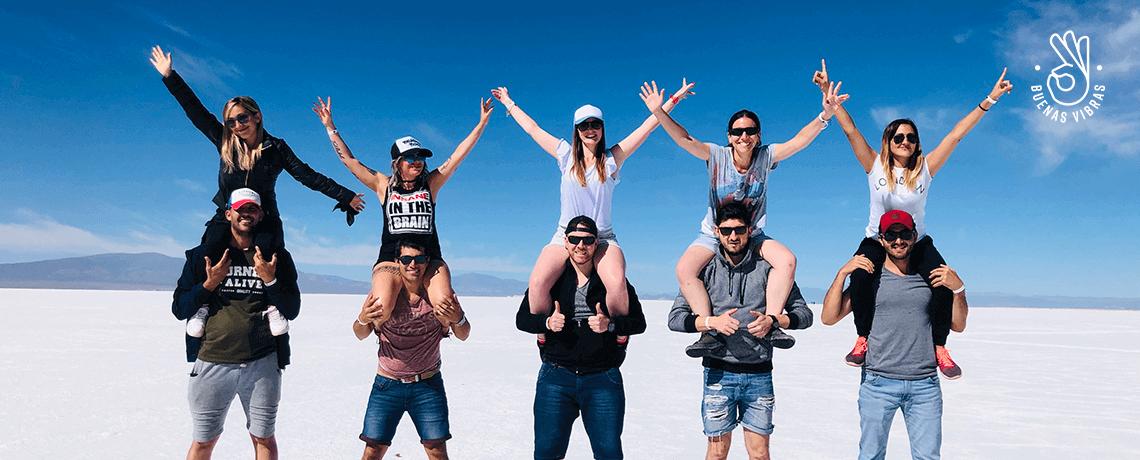 Experiencias grupales para viajeros de 20 a 40 años